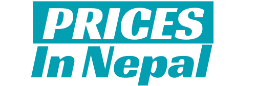 prices in nepal logo